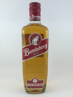 "SOLD! BUNDABERG ""BUNDY"" RED RUM BEAR 3 700ML-"