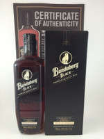 "SOLD! BUNDABERG ""BUNDY"" BLACK 2000 VAT 26 #8466 WITH COA 700ML"