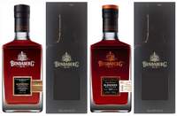 "BUNDABERG RUM ""BUNDY"" MASTER DISTILLERS BLENDERS 2014 & 2015 BOXED 700ML"