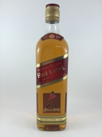 SOLD! JOHNNIE WALKER RED LABEL 700ML-