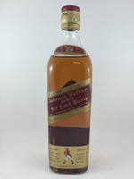 SOLD! JOHNNIE WALKER RED LABEL 750ML---