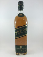 SOLD! JOHNNIE WALKER GREEN LABEL 700ML-