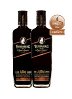 "-Bundaberg ""Bundy"" Rum Royal Liqueur 700ml Twin Pack"