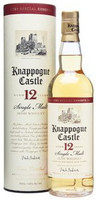 KNAPPOGUE CASTLE 12 YEAR OLD IRISH WHISKY 700ML