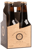 HARGREAVES HILL STOUT 330ML CASE OF 16