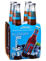 VICE TEA BLUEBERRY 4 PACK 330ML