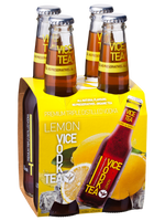 VICE TEA LEMON 4 PACK 330ML