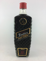 "SOLD! BUNDABERG ""BUNDY"" RUM ROYAL LIQUER CRYSTAL CUT-"