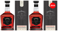 "JACK DANIEL'S SINGLE BARREL ""AUSTRALIAN SELECT 2016"" 700ML TWIN PACK"