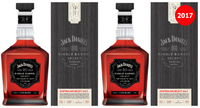 "JACK DANIEL'S SINGLE BARREL ""AUSTRALIAN SELECT 2017"" 700ML TWIN PACK"