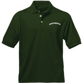 Dartmouth Embroidered Oarsman Polo