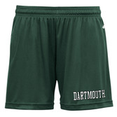 BADGER Ladies B-Dry Core Shorts