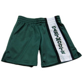 Kids Down-the-Leg Panel Mesh Shorts