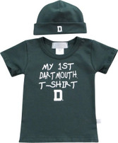 My First Dartmouth Tee and Cap Set