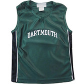 Kids Dartmouth Basketball Jersey