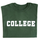 Dartmouth 'COLLEGE' Adult T-shirt S/S