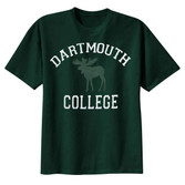 Distressed Moose Dartmouth College Tee