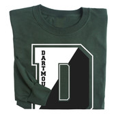 Dartmouth Split D Adult T-shirt L/S