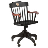 Dartmouth College Medallion Swivel Chair