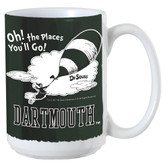 'Oh! the Places You'll Go!' Mug