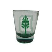 Lone Pine-D Shot Glass