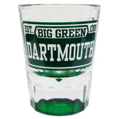 Big Green Shot Glass