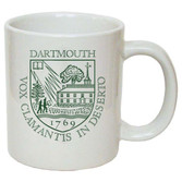 Dartmouth College Mug with Shield