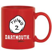 Thing 2 Dartmouth Mug