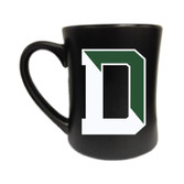 Split D Black Mug