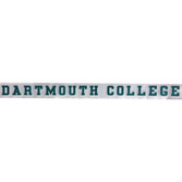Dartmouth Decal Long Letter Interior