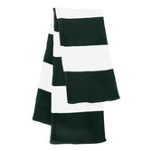 Dartmouth Acrylic Stripe Scarf