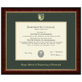 Diploma Frame Murano - Thayer School of Engineering at Dartmouth