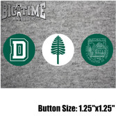 Buttons Assorted Dartmouth 3-Pack