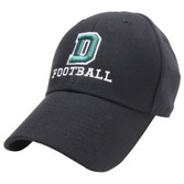 Black Dartmouth Football Hat