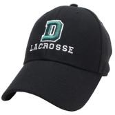 Black Dartmouth Lacrosse Hat