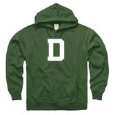 D Hooded Sweatshirt