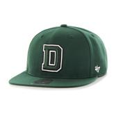 Sure Shot D Snapback Hat