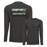 L/S Dartmouth College Skyline T-shirt