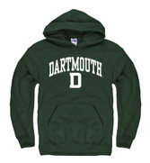Agenda Dartmouth Tackle Twill Hooded Sweatshirt