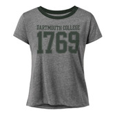 Women's Ringer Crop 1769 Tee