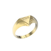 Ring Mini Delta 1769 14K Gold