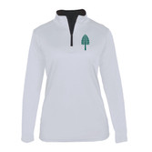 BADGER Women's Lone Pine Quarter-Zip