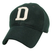 Vintage Wool Dartmouth D Hat