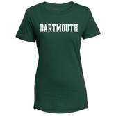Women's Bestie Dartmouth Block Tee