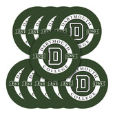 Pulp Board Round D Coasters (10 pack)