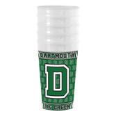 Memorables 22 oz. D Stadium Cup (5-Pack)