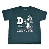 Seuss Cat D For Dartmouth Toddler T-shirt