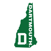 New Hampshire Acrylic Dartmouth Magnet