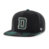 Verge Captain Checkered D Hat