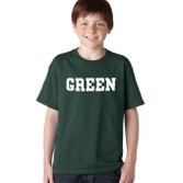 Youth Dartmouth 'GREEN' T-shirt